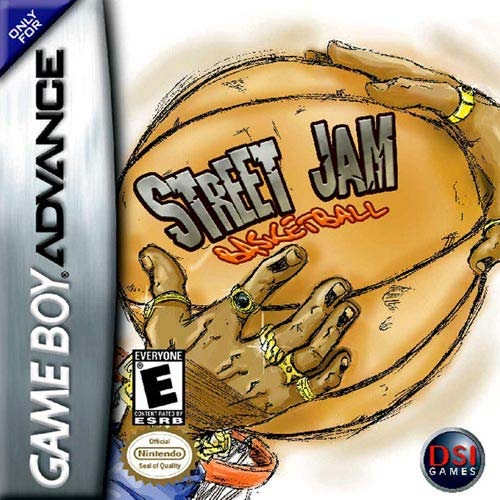 Street Jam Basketball GBA