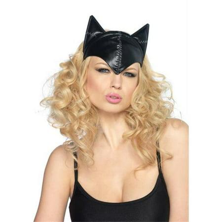 Feline Femme Fatale Cat Mask - Femme Halloween Maquillage