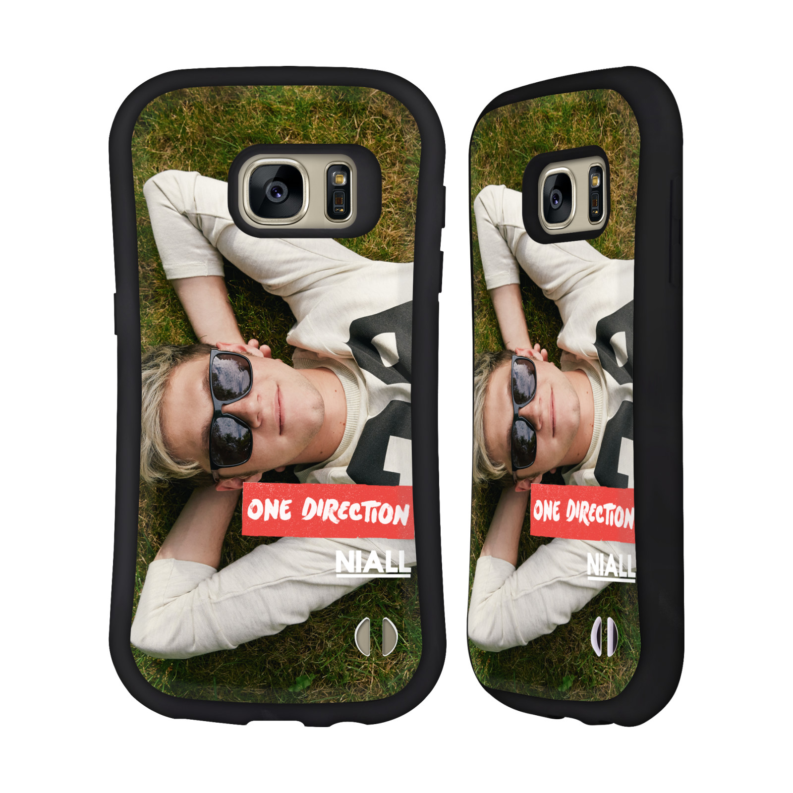 OFFICIAL ONE DIRECTION NIALL HORAN PHOTO HYBRID CASE FOR SAMSUNG PHONES