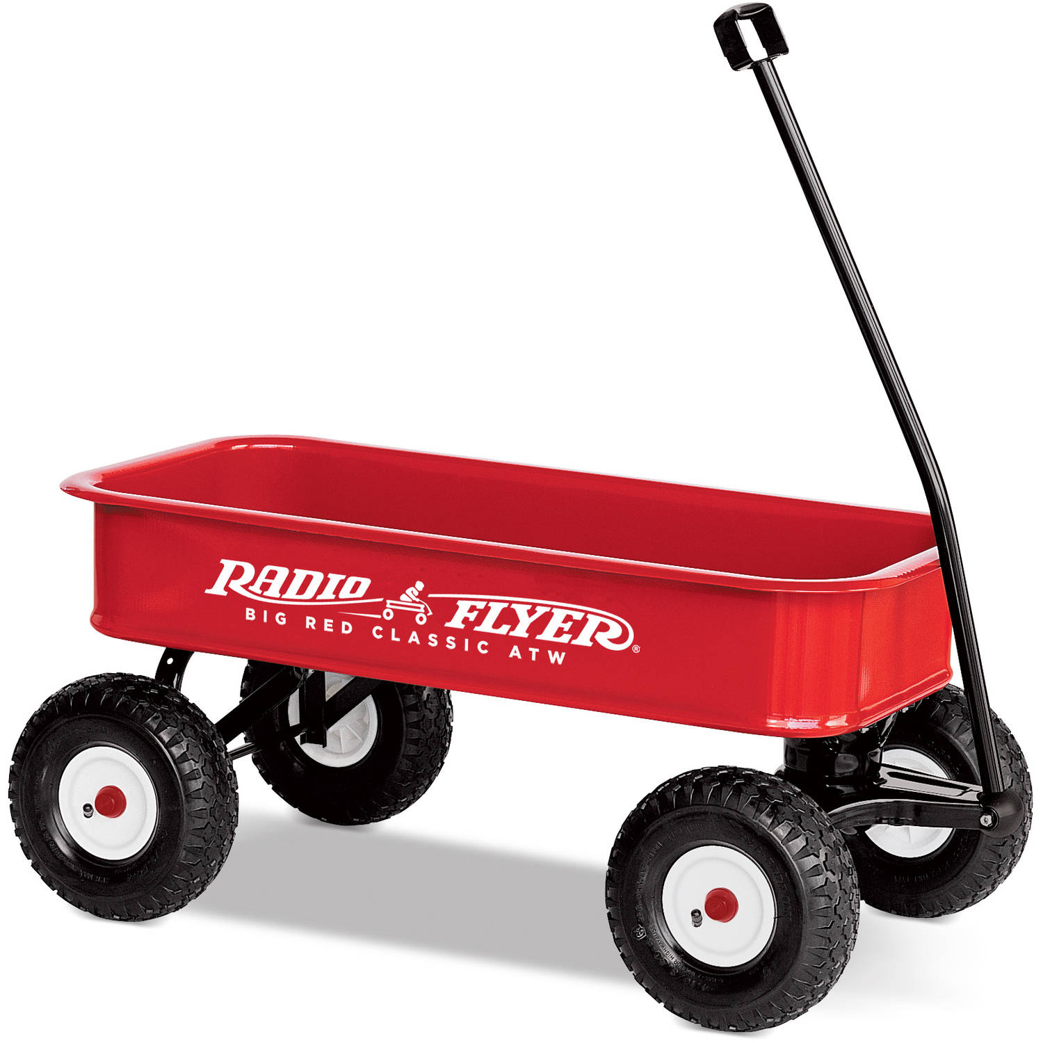Radio Flyer Big Red Classic ATW Wagon