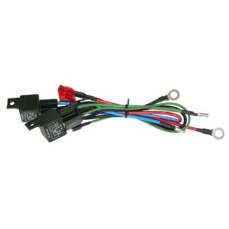 DB Electrical TRM9200 Wiring Harness For Converts 3 Wire Tilt Trim Motor To 2 Wire 30 Amp Fuse 2 Relays/ /