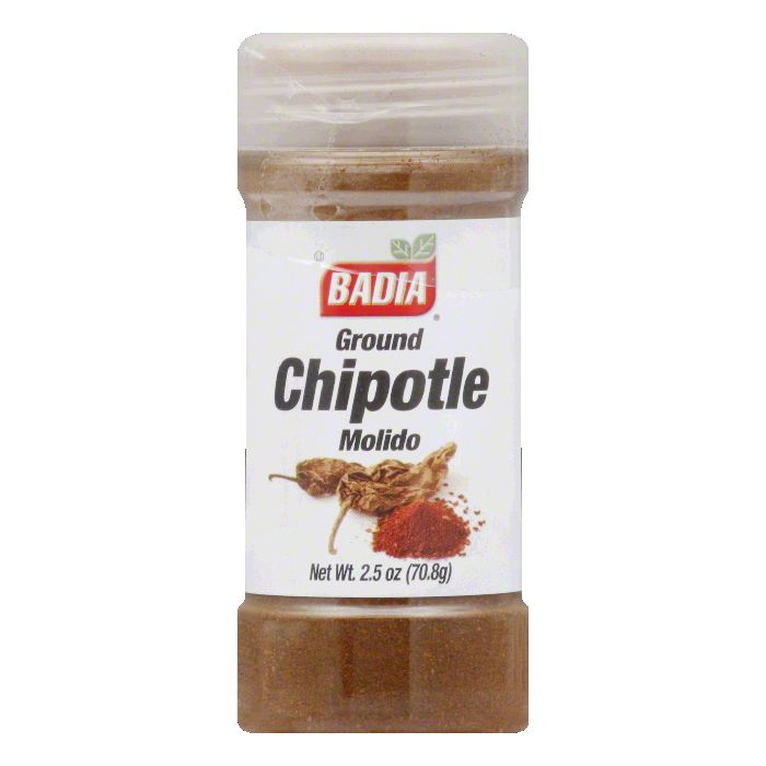 Badia Ground Chipotle, 2.5 Oz (Pack of 12) by