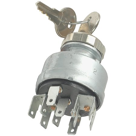 Ignition Switch Electrical Assembly - New DB Electrical 31-114P Pollak Ignition Switch for Universal