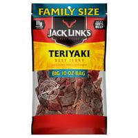 Jack Link's Beef Jerky, Teriyaki, 10oz