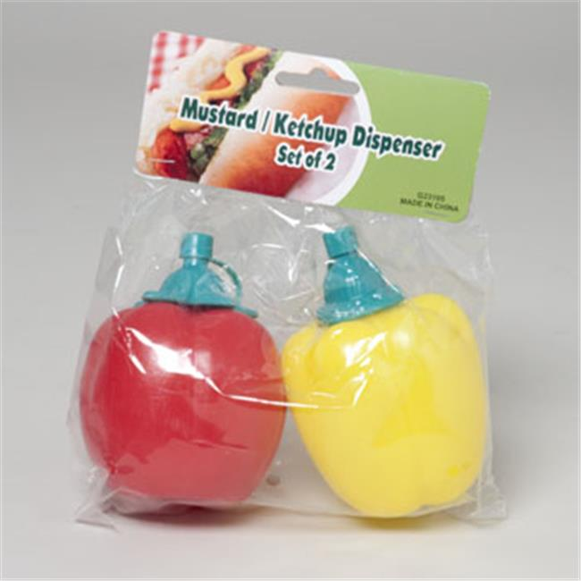 RGP G23105 Mustard & Ketchup Dispenser, Pack of 48