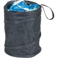 Pop-Up Trash Can, Black