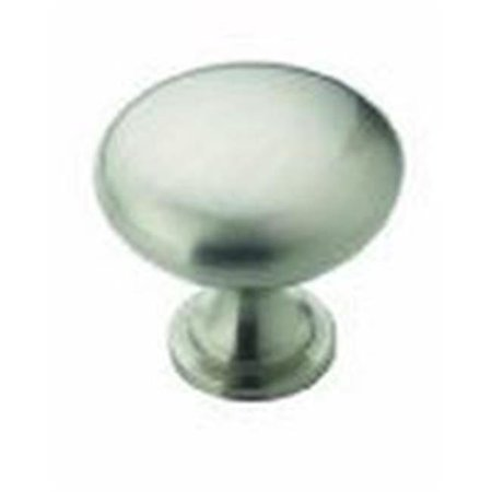 Amerock Corp Knob Cabinet 1-1/4In Sat Nkl TEN53005G10 - image 1 of 1