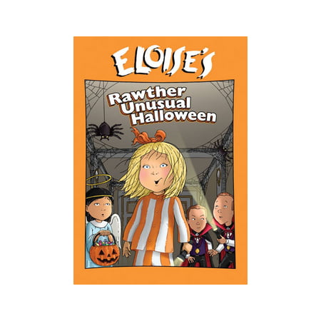 Eloise's Rawther Unusual Halloween (DVD) - Jim Murphy Halloween