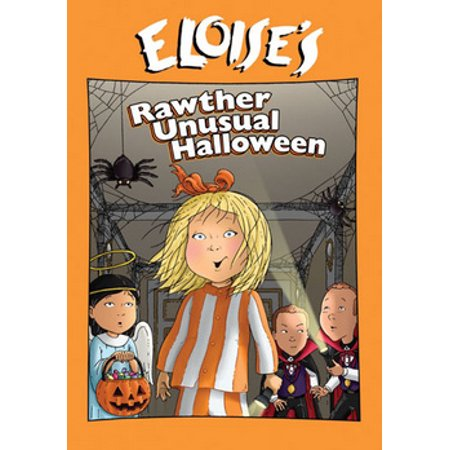 Eloise's Rawther Unusual Halloween (DVD) - Halloween Cartoons Hd