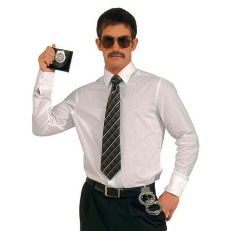 Morris Costumes FM60683 Police Detective Kit Costume - Police Costume For Men