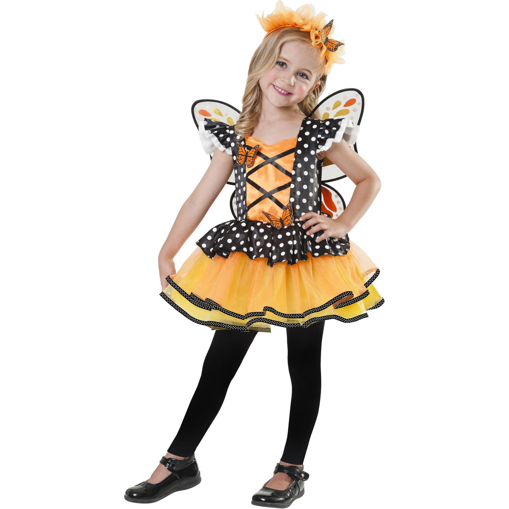 Monarch Fairy Toddler Halloween Costume  sc 1 st  Walmart & Monarch Fairy Toddler Halloween Costume - Walmart.com