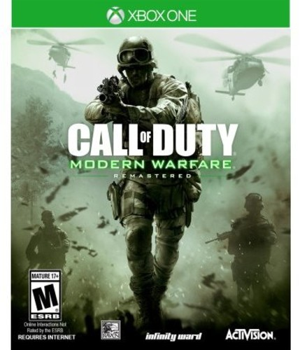 Call of Duty: Modern Warfare Remastered, Activision, Xbox One, 047875880757 by ACTIVISION CLASSICS