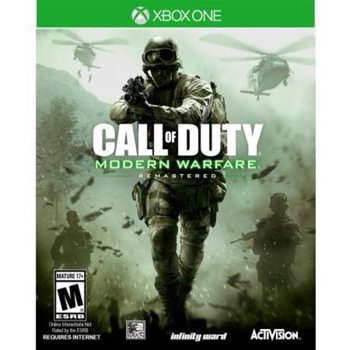 Call of Duty: Modern Warfare Remastered for Xbox One
