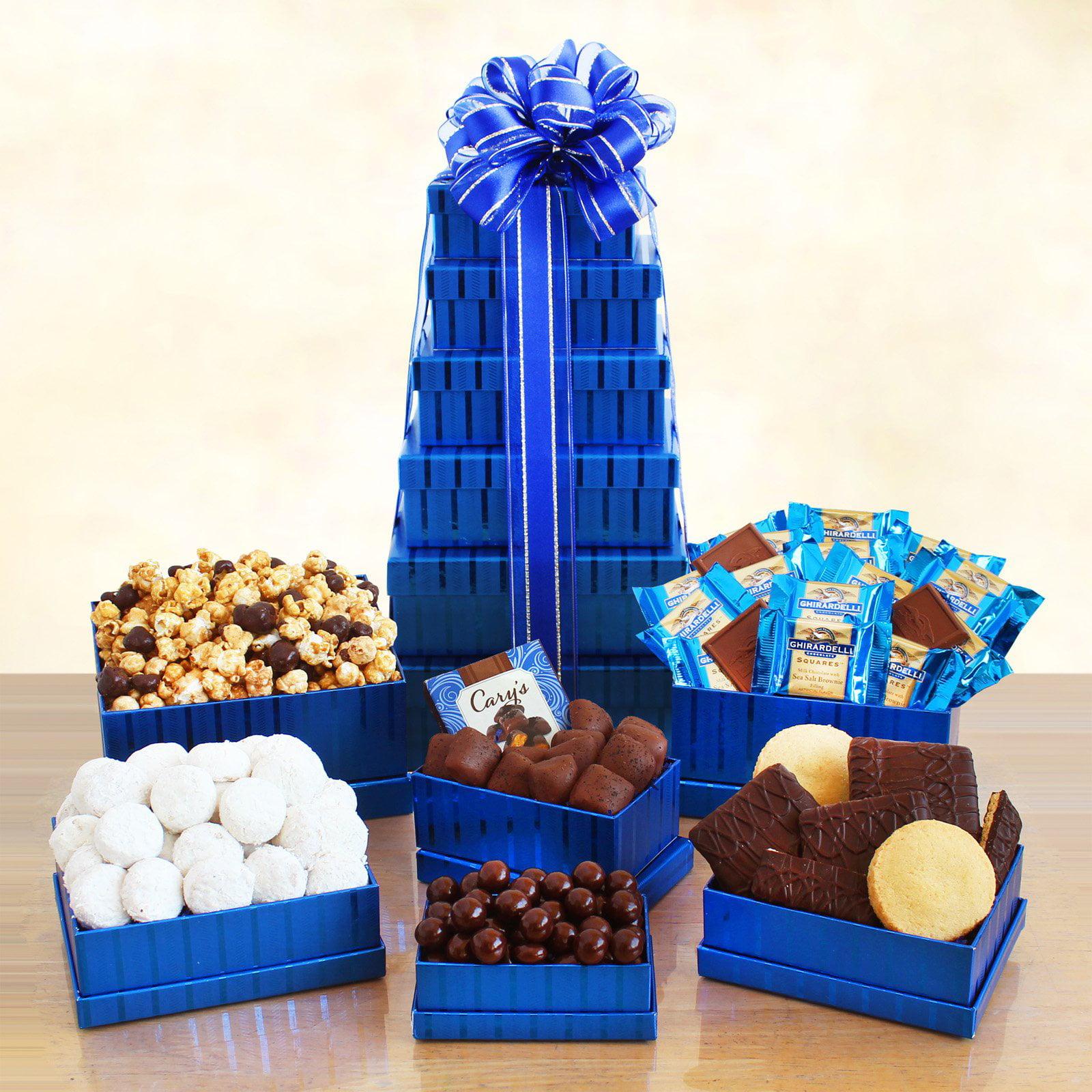 Kosher Sweets Tower Gift Basket