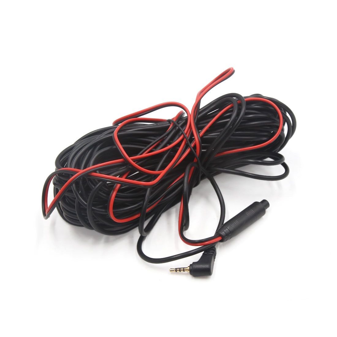 14.5m 2.5mm 4 Pin Rear View Backup Camera Recorder Extension Cable Wire for Car