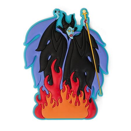 Disney Villains Soft Touch PVC Magnet: Maleficent - image 1 of 1