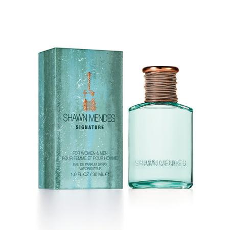 Shawn Mendes Signature Eau de Parfum Fragrance Spray for Women and Men, 1.0 fl