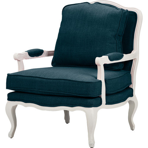 Baxton Studio Antoinette French Accent Chair