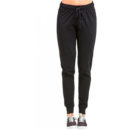 Women's Athletic Sweat Pants Joggers Running Exercise Sport Gym Walking S M L