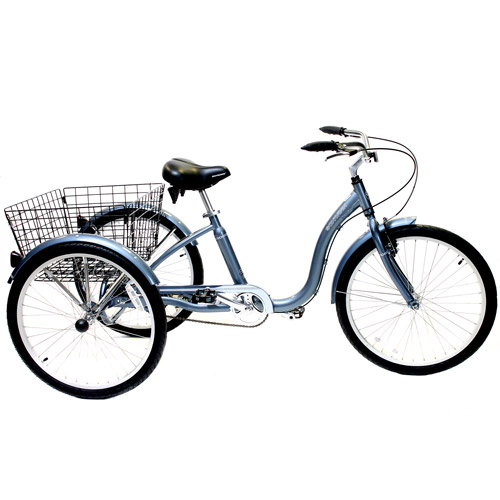 "24"" Schwinn Meridian Adult Tricycle by Pacific Cycle"
