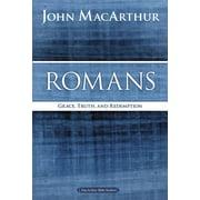 MacArthur Bible Studies: Romans: Grace, Truth, and Redemption (Paperback)