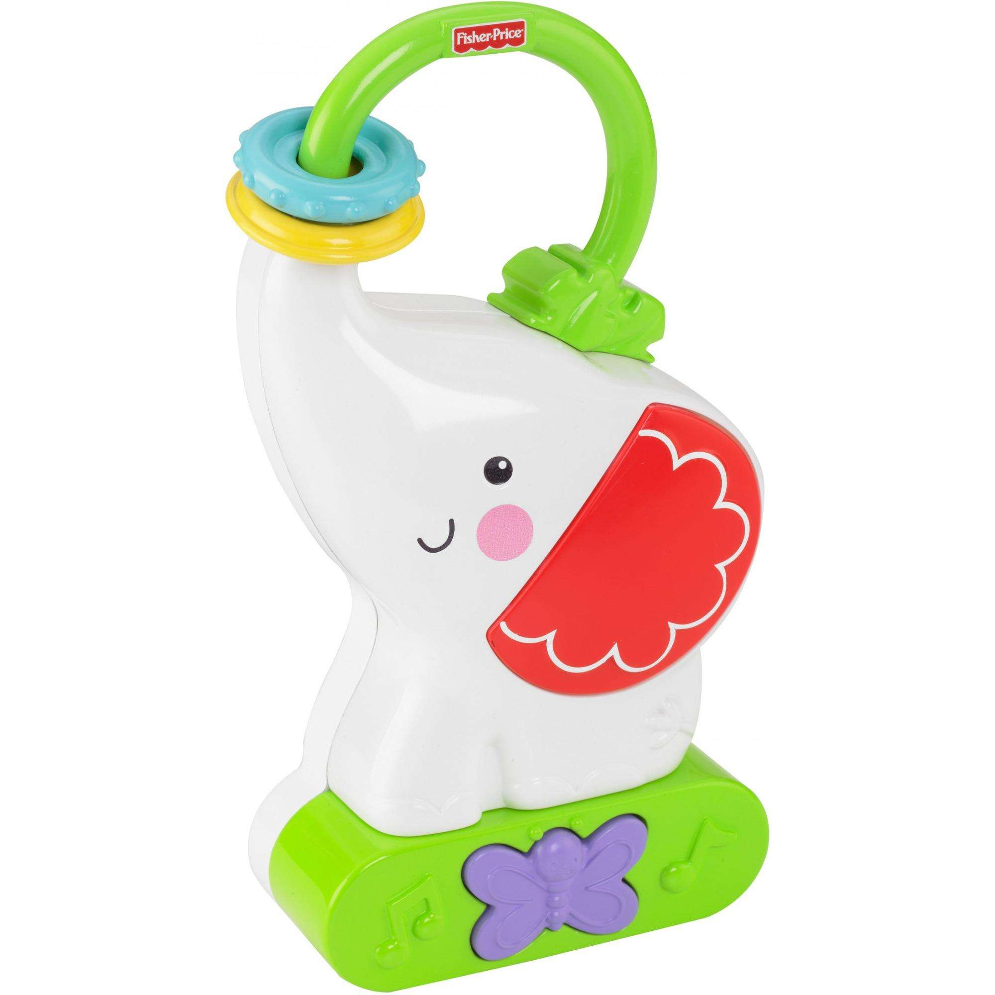 Fisher-Price Rainforest Friends Tote 'n Glow Soother