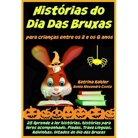 Histórias do Dia Das Bruxas - eBook (Halloween Noite Das Bruxas)