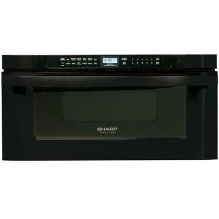 Sharp Kb 6525pk 30 Inch Microwave Drawer Oven Black
