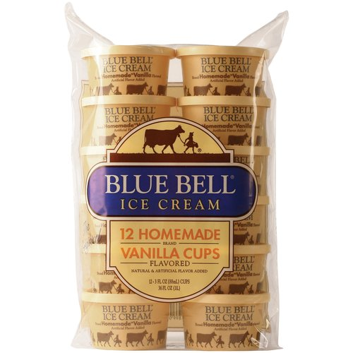 Blue bell ice cream cup coupons