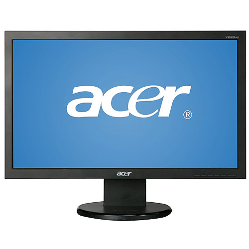 """Acer 22"""" Widescreen LCD Monitor (V223WL AJObmd Black)"""