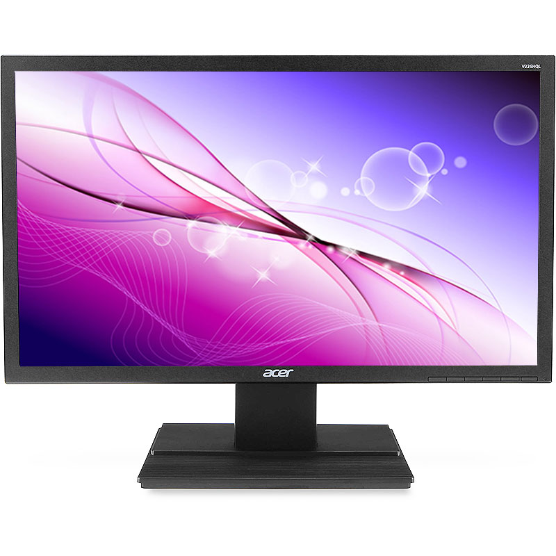 Refurbished ACER V226HQL 1920 x 1080 Resolution 21