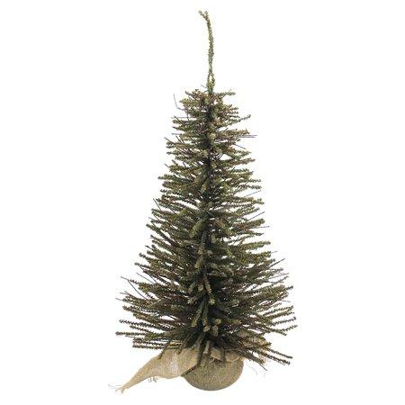 northlight warsaw burlap twig unlit slim christmas tree walmartcom