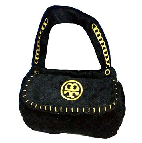 Tory Bark Designer Handbag Dog Toy