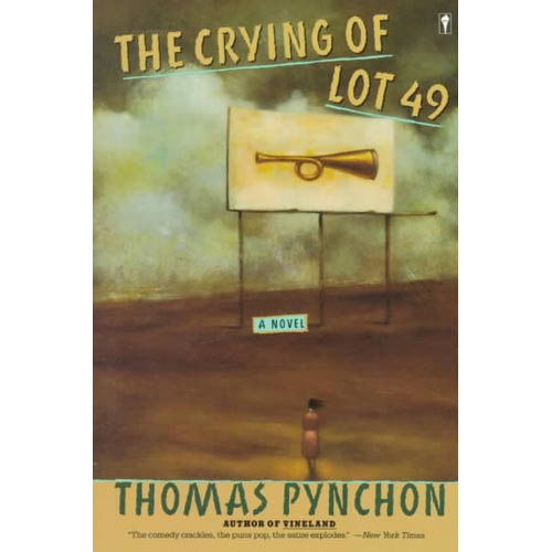 postmodernism and the crying of lot 49 New essays on the crying of lot 49 edited by patrick o'donnell the right of the university of cambridge to print and sell all manner of books was granted by.