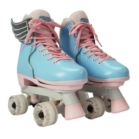 Circle Society Classic Adjustable Skate, Cotton Candy