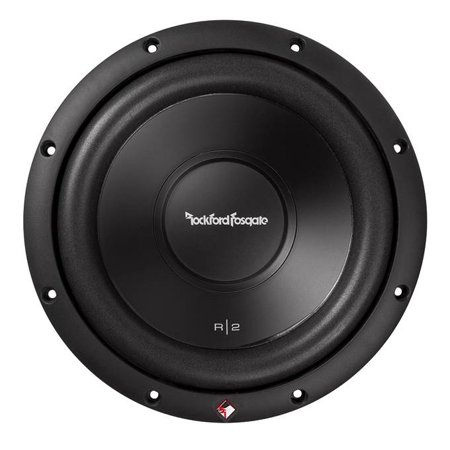 Rockford Fosgate 10 Inch Prime Dual 500 Watt Car Audio Power Subwoofer -