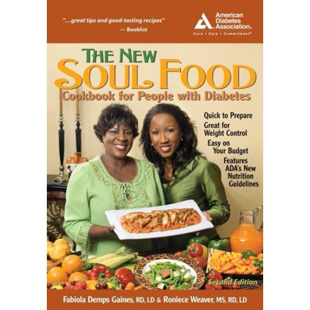 The new soul food cookbook for people with diabetes walmart forumfinder Images