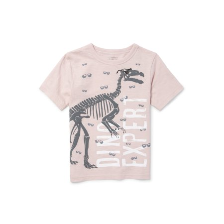 The Children's Place Short Sleeve Graphic Tee (Baby Boys & Toddler (Best Place To Shop For Baby Clothes)