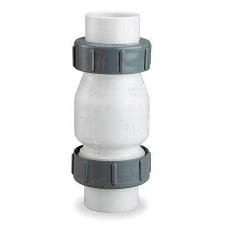 Bronze Swing Check Valve (DAYTON True Union Swing Waste Water Check Valve)