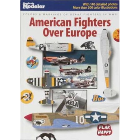 12427 American Fighters Over Europe