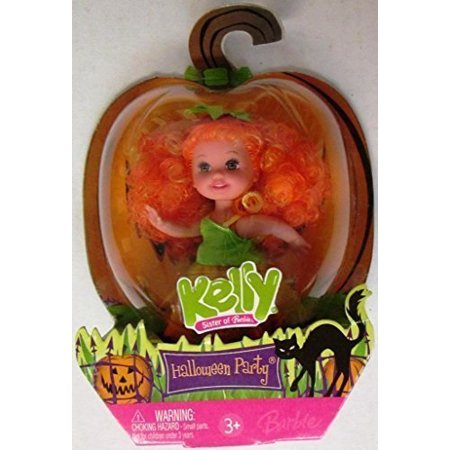 Barbie Halloween Party (2006 Target Exclusive Kelly Halloween Party Doll by)
