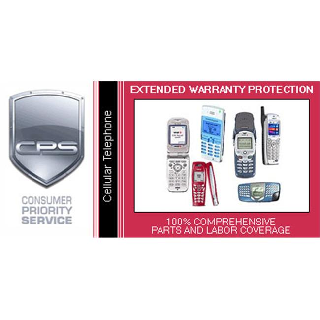 Consumer Priority Service CTE2-500 2 Year Cellular Phone under $500. 00