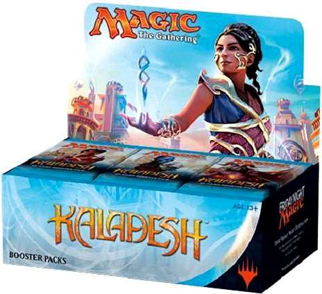 Magic The Gathering Kaladesh Booster Box [36 Packs] by Magic The Gathersing