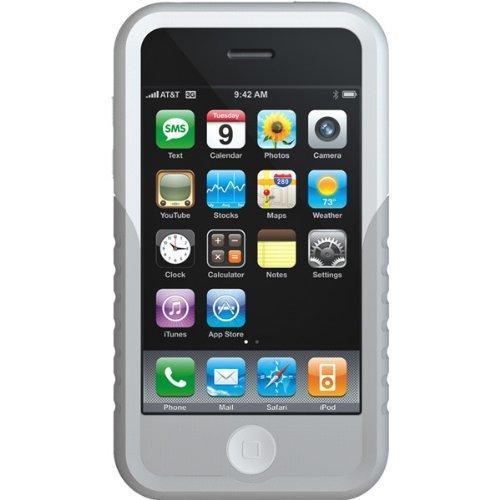 XtremeMac 01565 2-tone Tuffwrap Silicone Case For Iphone 3g