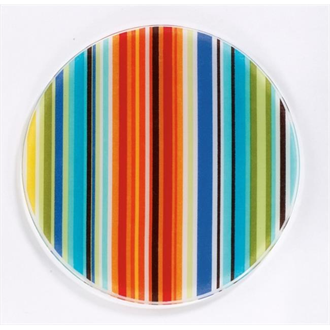 Andreas JO-57 Bungalow Stripe Opener - Pack of 3 trivets