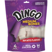 United Pet Group Dingo® Dog Treats 4 Count