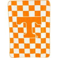 "College Covers NCAA Tennessee Volunteers Raschel Throw Blanket 63"" x 86"""