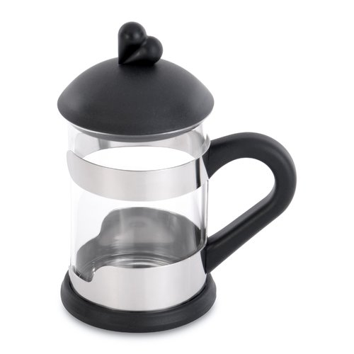 BergHOFF International Lover 1 qt. Stainless Steel and Glass Teapot