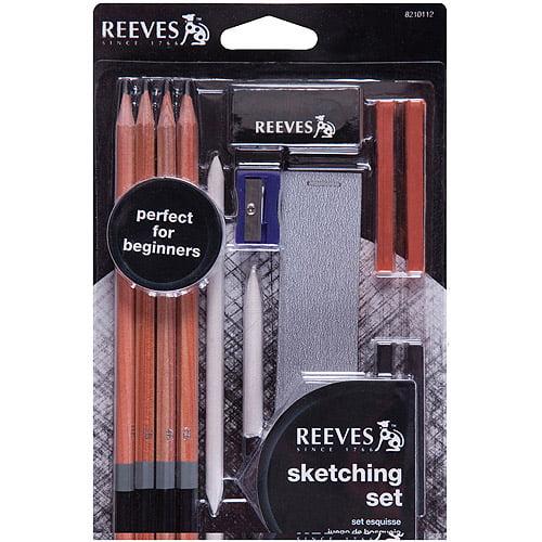Reeves Artist 13-Piece Sketching Set