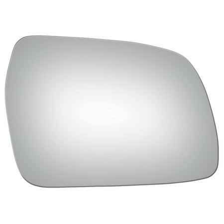 Geo Tracker Manual Mirror (Burco 3026 Right Side Mirror Glass for Chevy Tracker, Geo Tracker )